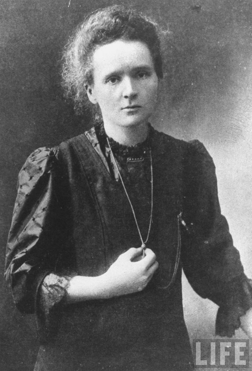 I Was Here.: Marie Curie