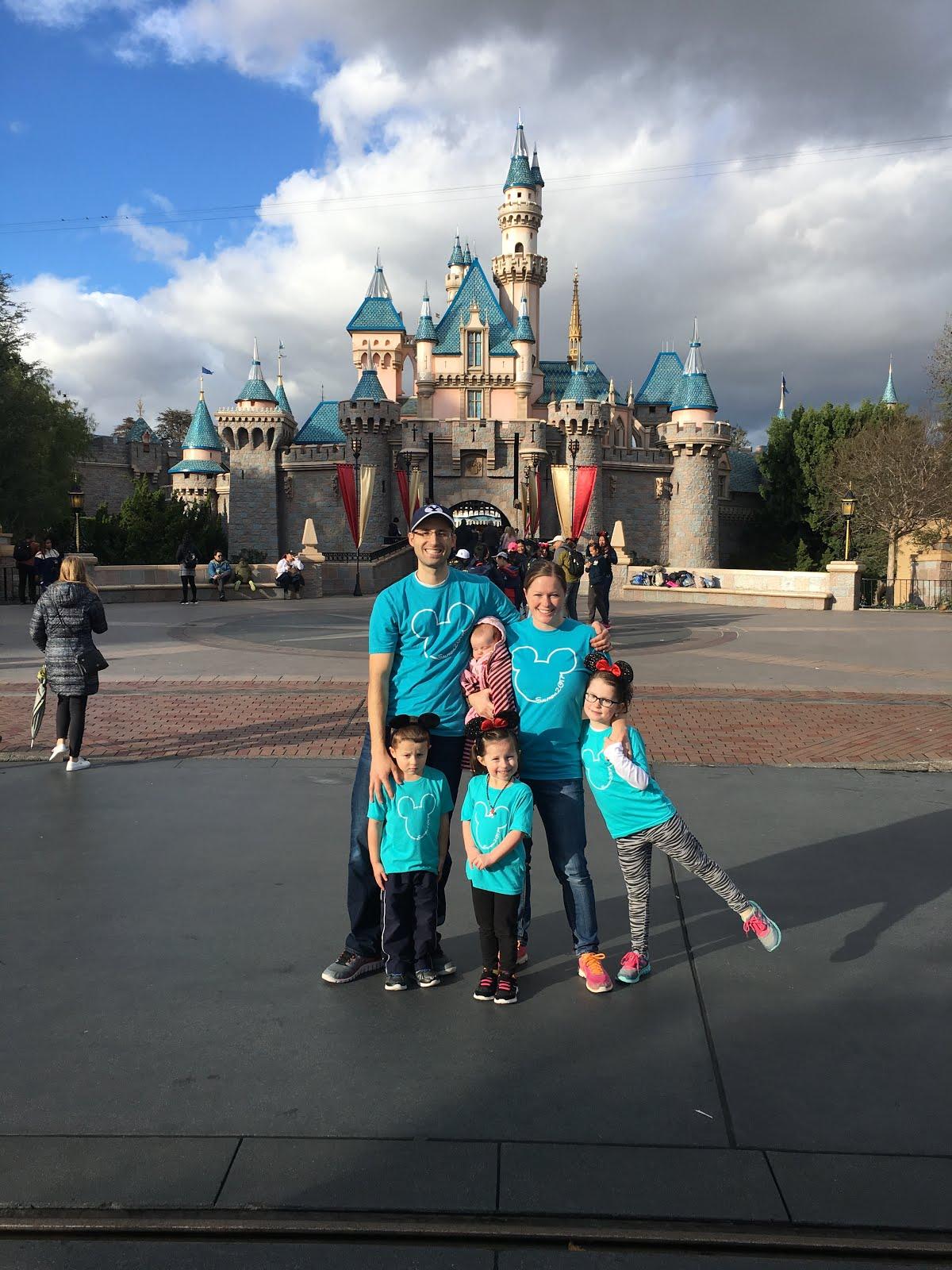Disneyland 1/23/2017