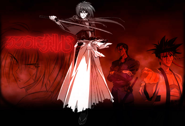 Samurai x wallpaper image digital best voltagebd Gallery