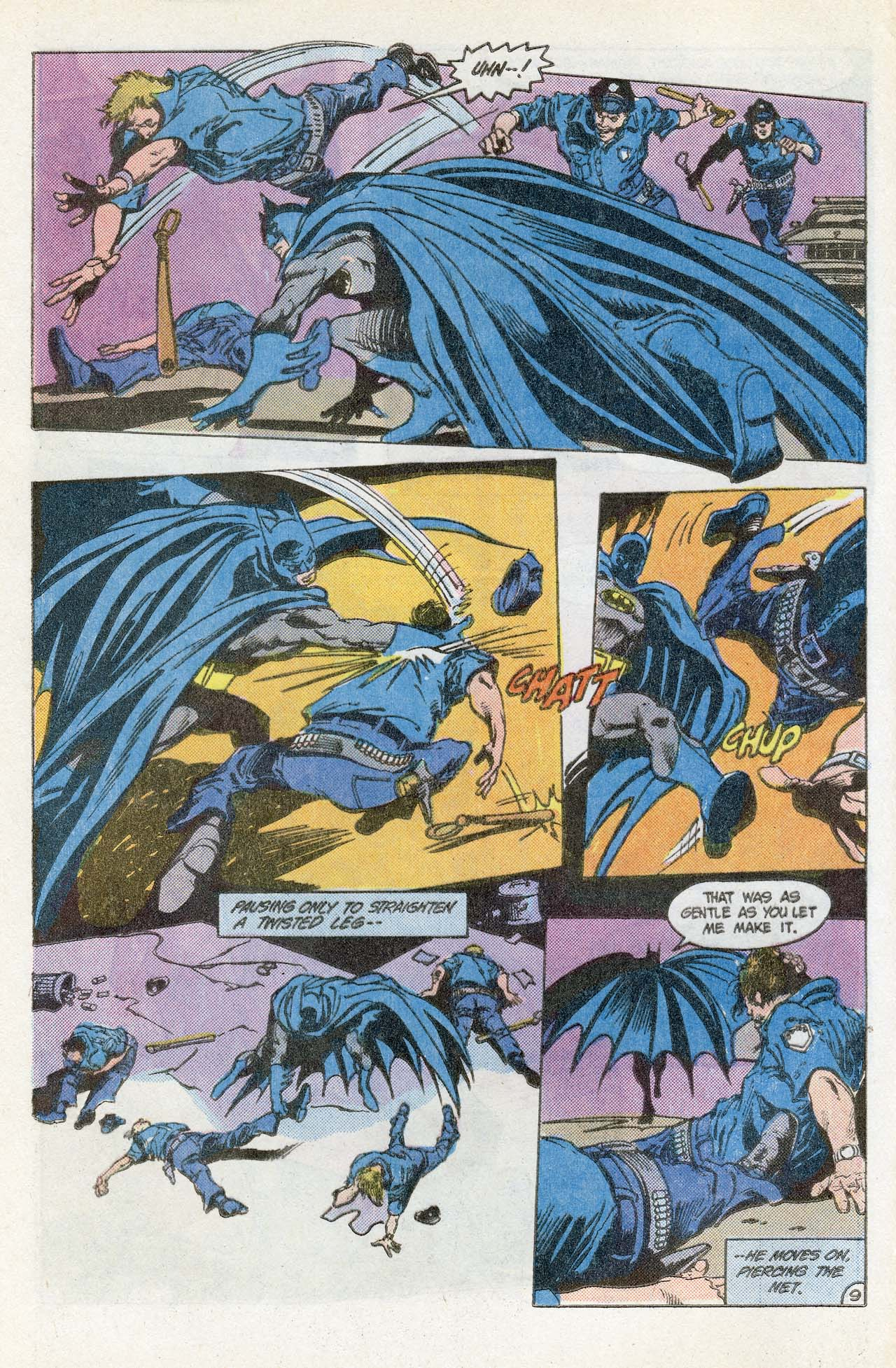 Detective Comics (1937) Issue #546 Page 12