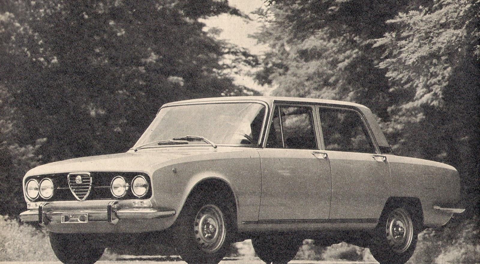 auto e moto d'epoca: alfa romeo 2000 berlina (1971 - 1977)