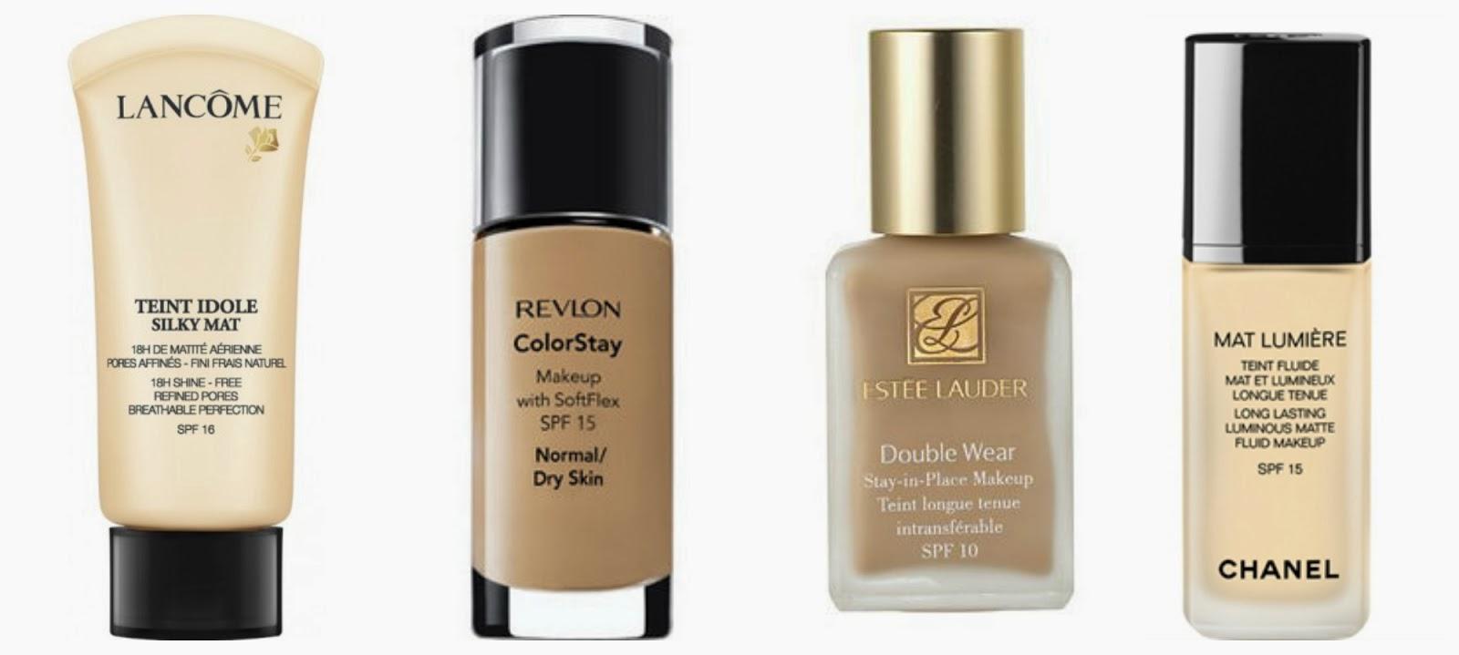 base de maquillaje para piel madura
