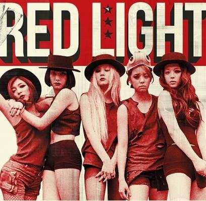 Image Result For Lirik Lagu Fx Red Light