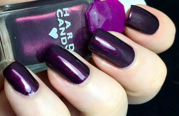 nail polish wars hard candy