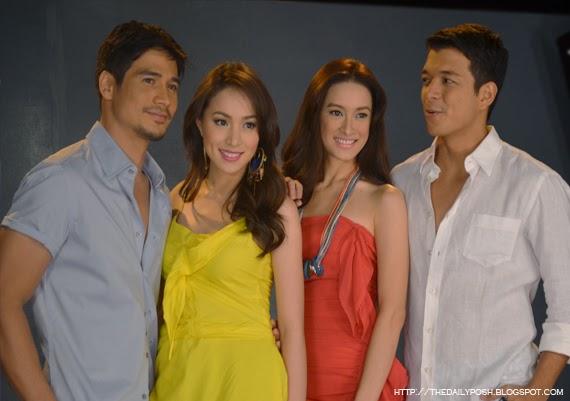 """""""Nang Dahil sa Pag-ibig"""" Cast"""