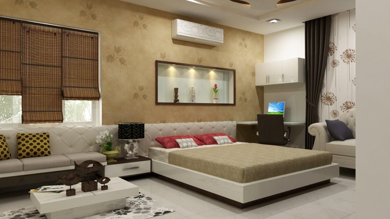 interior designers in hyderabad master bedroom