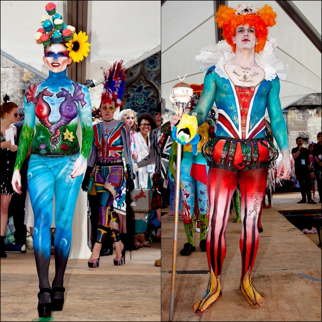 Painswick Art Couture 2012