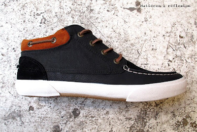 Sneakers Homme daim & cuir Pointer