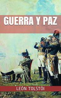 Portada del libro guerra y paz para descargar en epub y pdf gratis