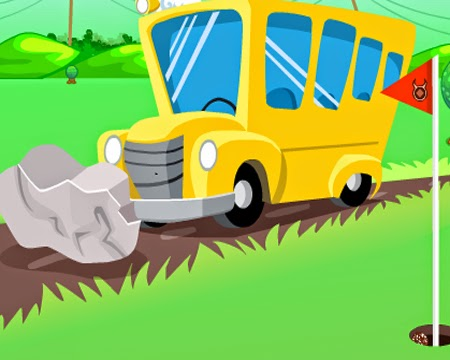 Forest Bus Escape