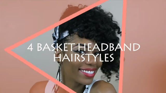 4 Basket Headband Natural Hairstyles For Winter