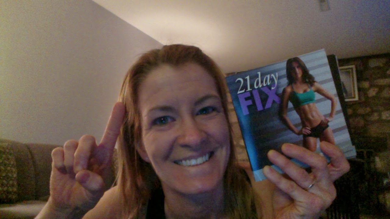 21 day fix, 21 day fix week 1, fitinspiration