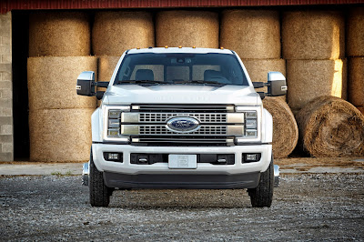 Ford's Super Duty is Bigger and Better