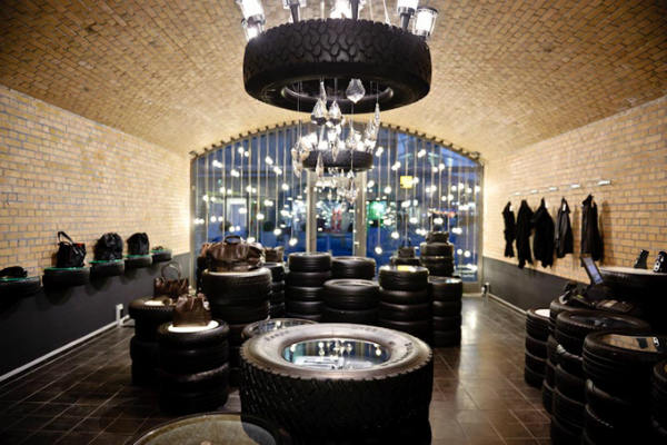Jewelry & Leather Fashion Showroom [Berlin, Germany]
