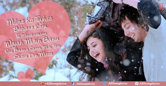 Baarish Lyrics from Yaariyan