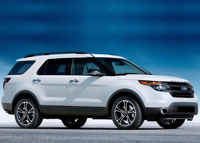 エクスプローラー | Ford Explorer (2010-現行)