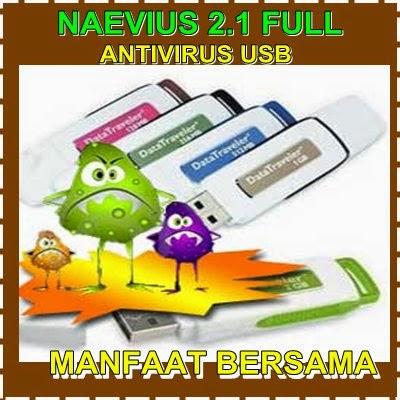 NAEVIUS ANTIVIRUS USB 2014