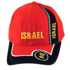 Gorra roja Israel