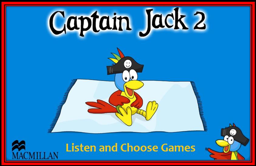captain jack games online