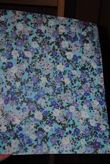 Floral Folder