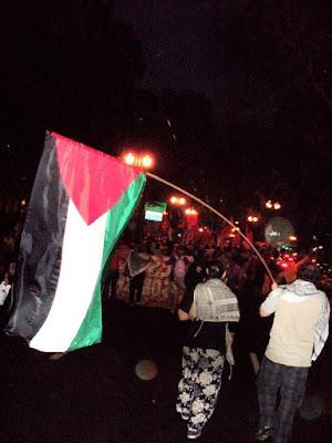 Ato histórico em São Paulo pelo Estado da Palestina Já - foto 51