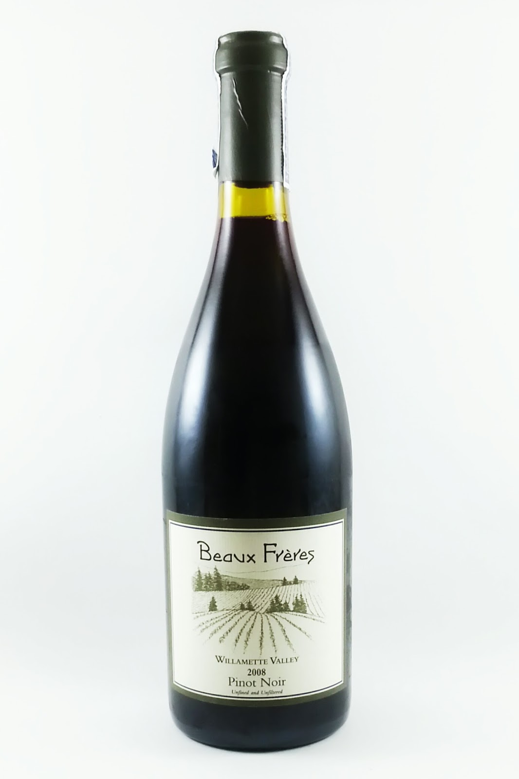 Deadly bunny chubby penguin beaux freres willamette for Best pinot noir in the world