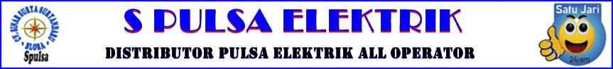S Pulsa Elektrik Online Termurah