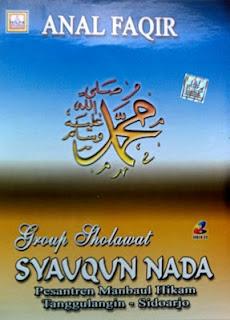 Album Syaqun Nada Group - Anal Faqir