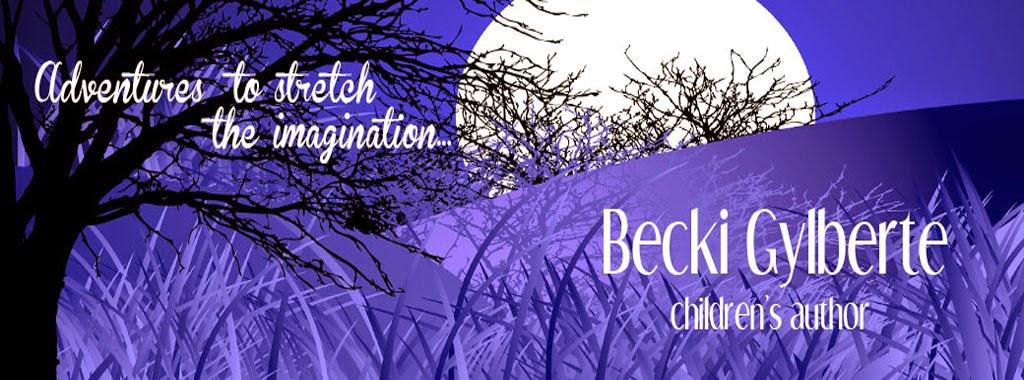 Becki Gylberte, Children's Author