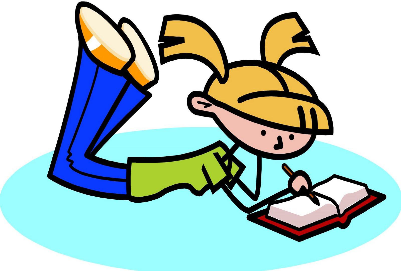 Gifs animados de niños escribiendo - Imagui