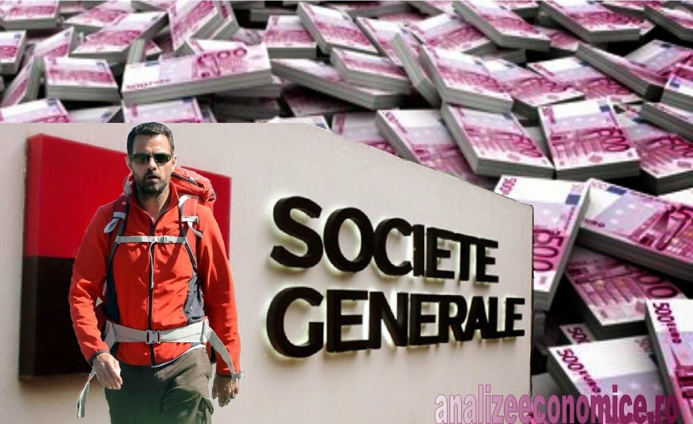 Verdict final în cazul tradingului neautorizat de la Societe Generale