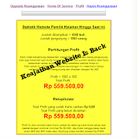 Keajaiban Website Is Back