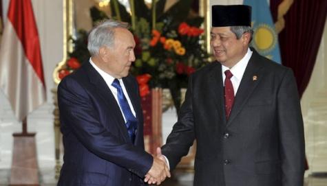 Indonesia-Kazakhstan Jalin Kerja Sama Kontra Terorisme