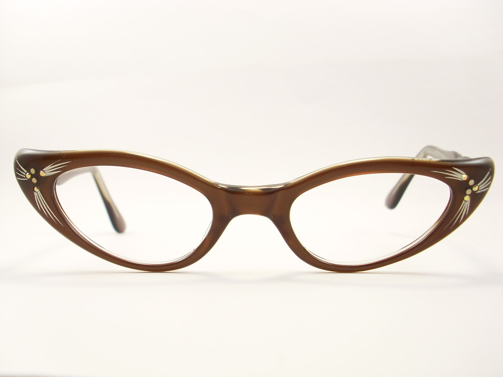 Vintage Eye Glass Frames 86