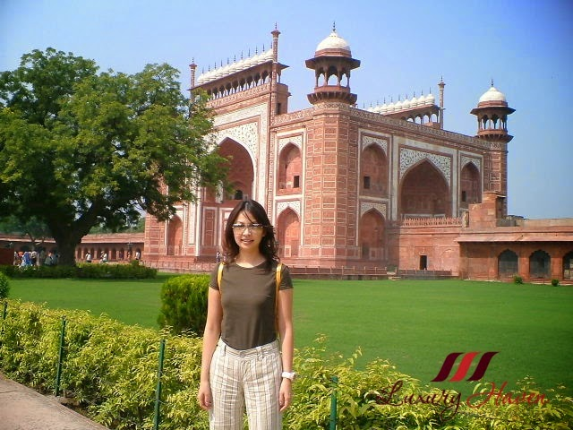 agra golden triangle of tourist circuit review