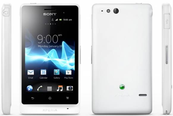 sony xperia go Advance St27ia