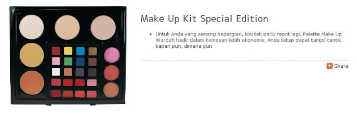 Make Up Kit Special Edition