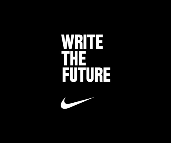 vladimer botsvadze : ''write the future.'' @nike #quotes #galvanizing, Presentation templates