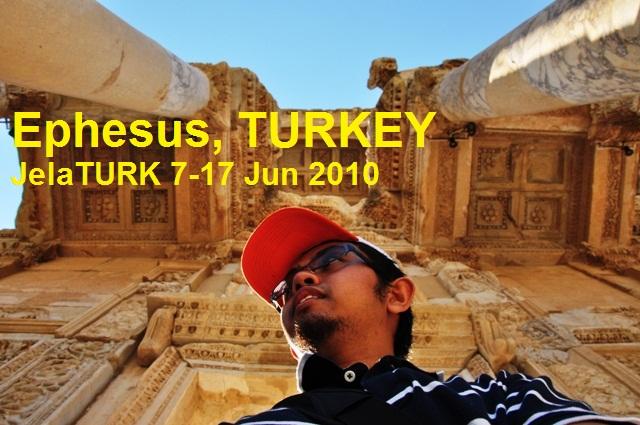 Ephesus, TURKI