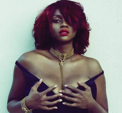 waje big breasts wants reduction