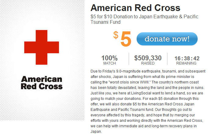 American red cross coupon code