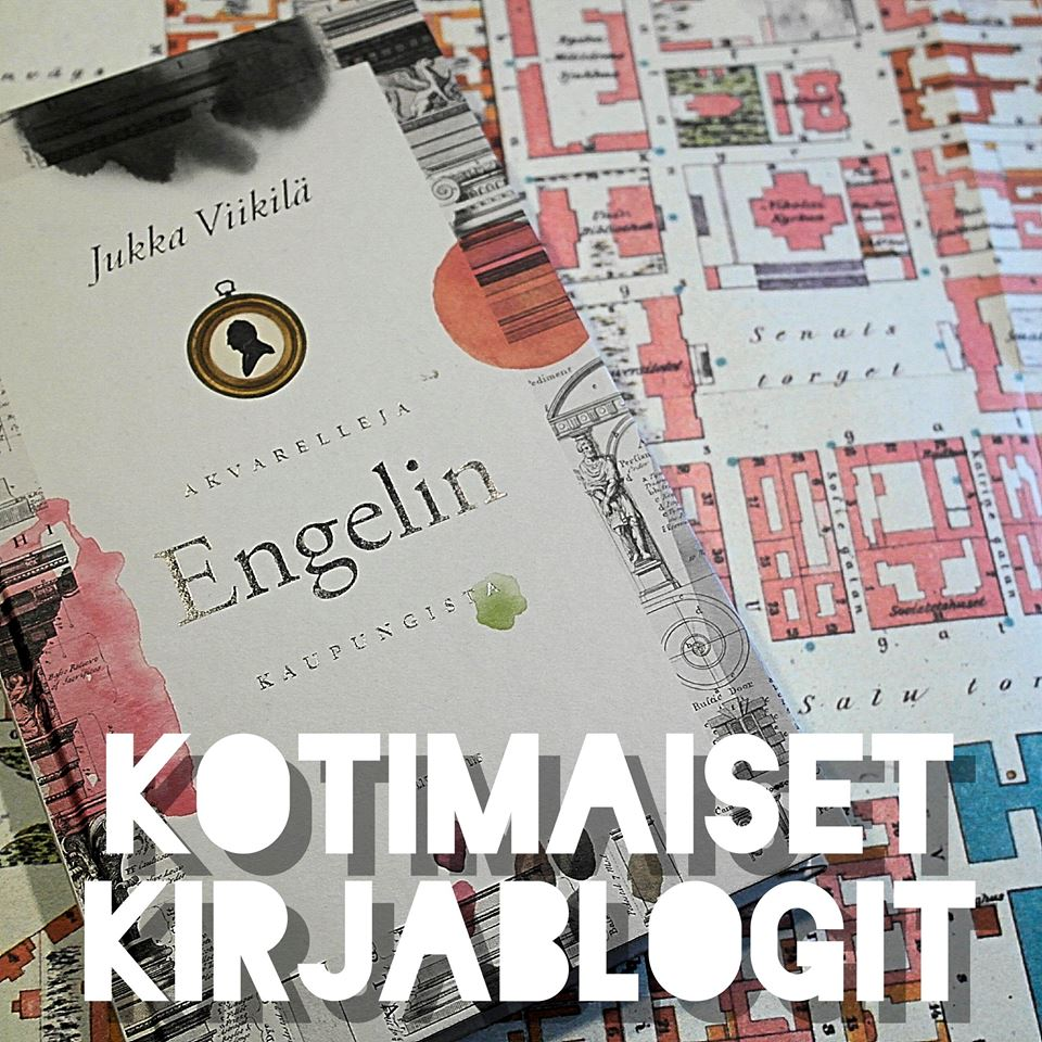 Kotimaiset kirjablogit:
