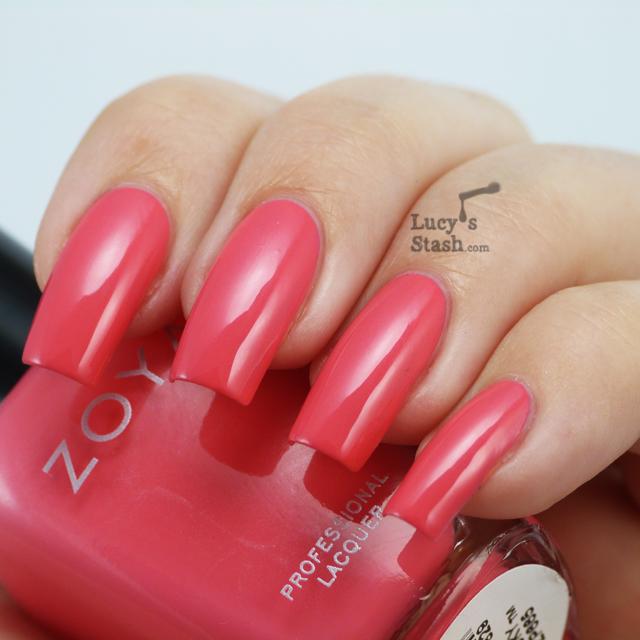 Lucy's Stash - Zoya Micky