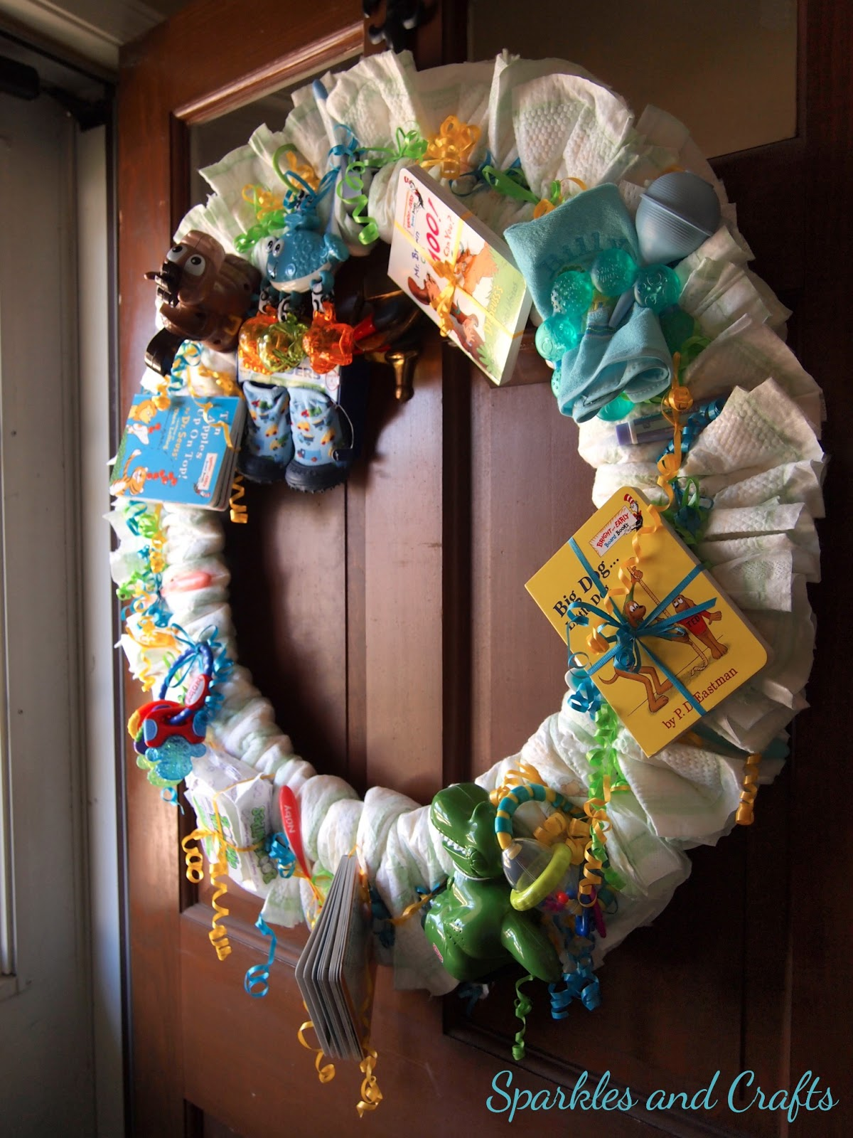 baby shower wreath baby pinterest