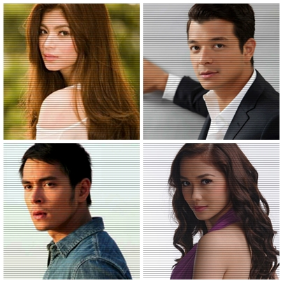 Angel Locsin, Jerico Rosales, Maja Salvador and Jake Cuenca Teleserye Soon to Hit Primetime