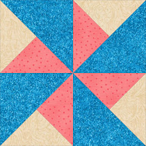 FREE 2016 Odessa Quilt Guild Mystery Quilt Pattern
