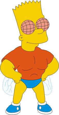 The Simpsons Vector Blog Disfraces 3 - Disfraces-simpsons