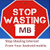 Stop Internet stealing from your Android mobile