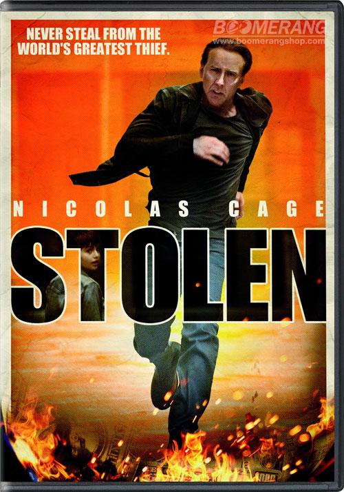 Stolen (2012) /คนโคตรระห่ำ (DVD SE)[มาสเตอร์ โซน3][เสียง ไทย-อังกฤษ ][บรรยาย ไทย]-[DVD5] [Master]-[พากย์ไทย]