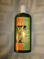 aloe vera gel for oily skin of Indian women in humid summer